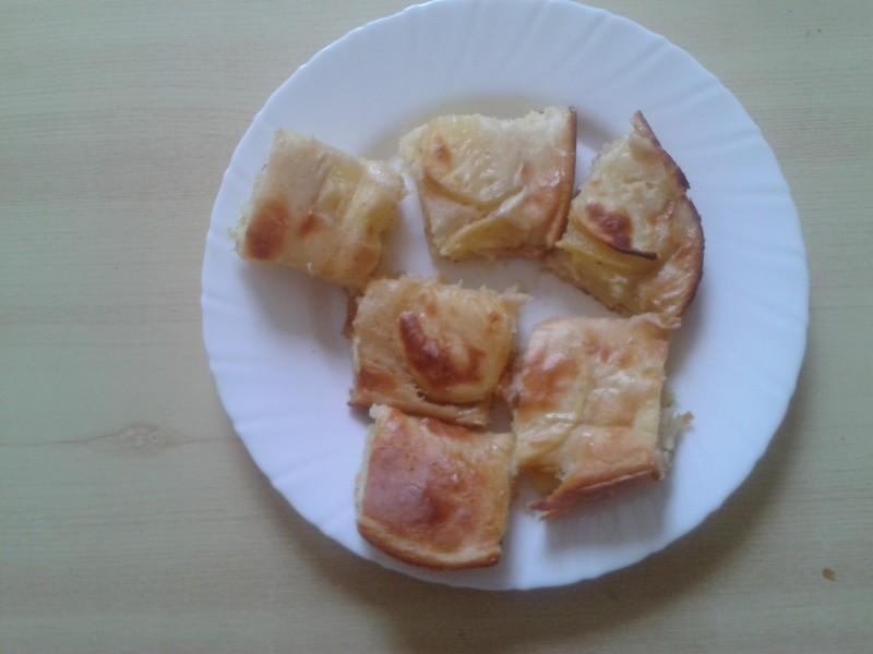 burgonya palacsinta tésztában